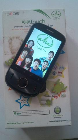 Huawei C8150 Ideos AHAtouch CDMA Android | Depok