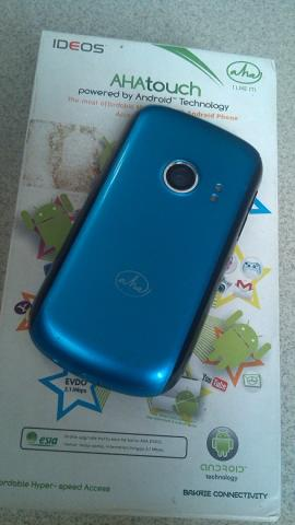 Huawei C8150 Ideos AHAtouch CDMA Android   Depok