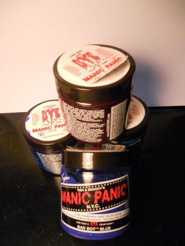 _-_ MANIC PANIC from USA Khusus buat yang pengen Ombre _-_