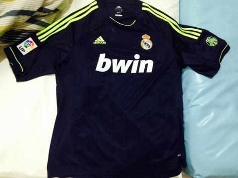 WTS Jersey Original Real Madrid 2nd