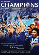 DVD Sepakbola Season Review 2014/15
