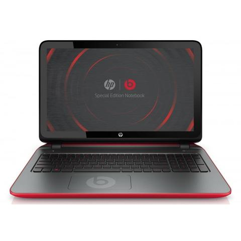 HP Beats 15-p017au Black-Red