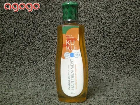 Minyak Kemiri KuKui (Candlenut Oil Hair Treatment - Ku Kui)