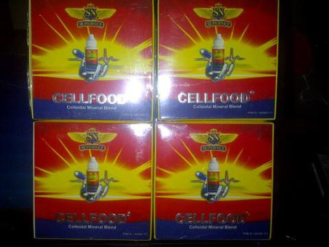 CELLFOOD / CELL FOOD SUPERNETT READY BANYAK