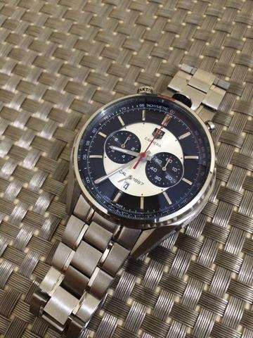 TAG HEUER CAL 1887 Jack Heuer Limited Edition