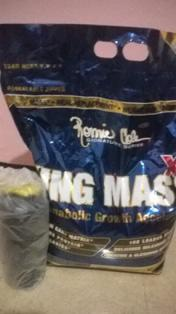 Amino, pro antium, The curse, Serious mass, Prostar, mass phase, king mass