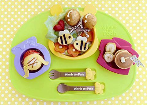 Disney - Baby Lunch Plate from Japan