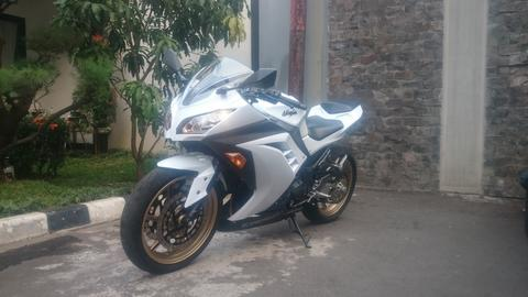 KAWASAKI NINJA 250 FI 2012 (Accessories Branded)