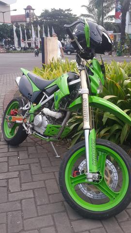 Kawasaki KLX-150S Full Modifikasi (Trail)