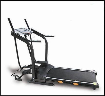 Treadmill elektrik + air walker sn-1027