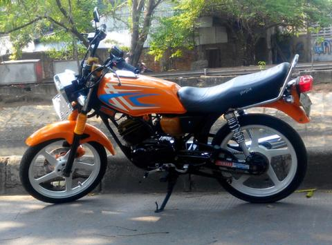 Yamaha Rx King '95 Orange