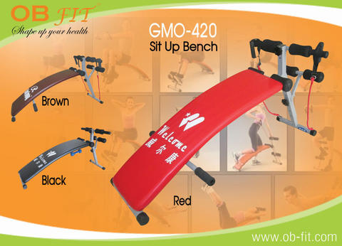 sit up bench 0420