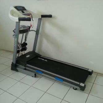 Treadmill elektrik auto incline bfs-233