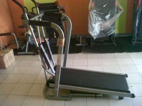 Treadmill manual + freestyle glider SN-2002