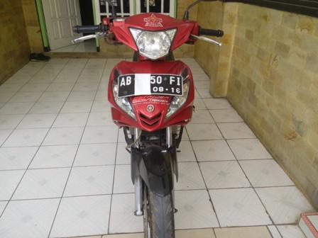 Yamaha Jupiter MX 2006