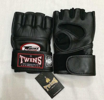 MMA Gloves - Twins Special