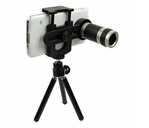 TRIPOD TEELSCOPE ZOOM Magnet charge TONGSIS KABEL SUPERWIDE LENS