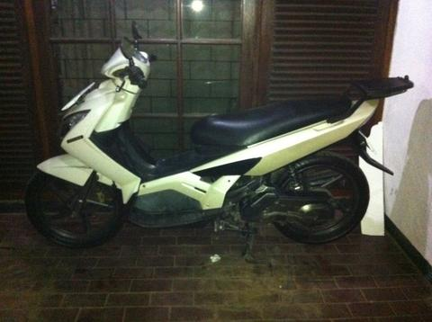 WTS: Nouvo / Nuvo Z AIS tahun 2007 - Putih / White include Box