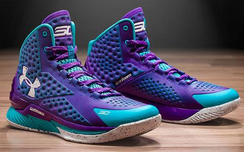 Sepatu Under armour Curry one father to son