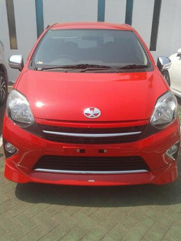 ALL New Agya 1.0 G M/T TRD 2015