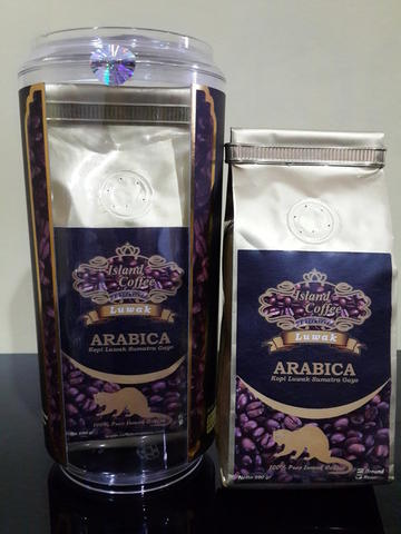 TS Island Luwak Coffee