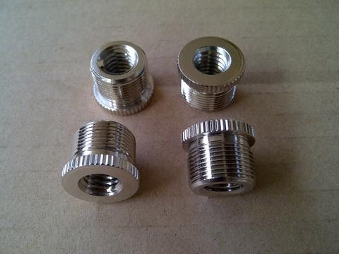 Jual Nut Converter Screw / Thread Adapter for Microphone Holder.