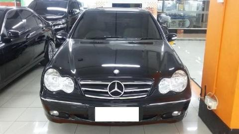 Mercedes Benz C.240 Elegance AT 2003 Hitam