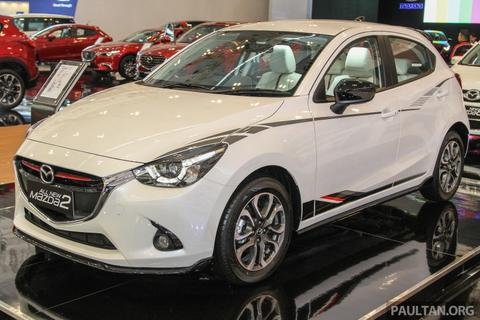 MAZDA PROMO GIIAS 2015 BIG DISCOUNT
