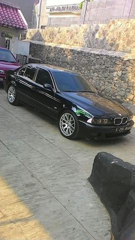 BMW 528i Build-up Sunroof 1997 Limited-Edition