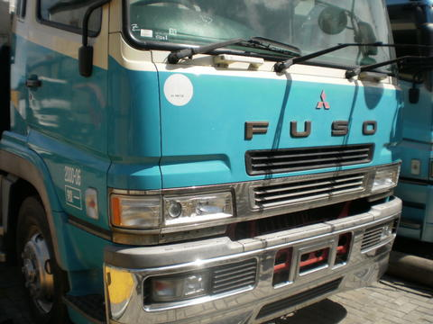 MITSUBISHI FUSO 6D40 SUPER GREAT '2010 Wing Box