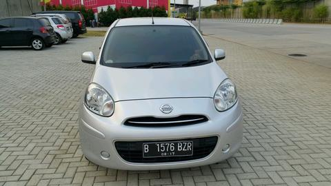 Nissan March Type XS 1.2 Automatic 2012 Kondisi TOP