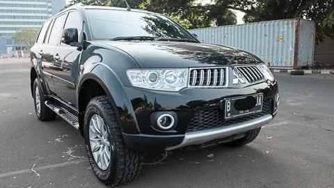 Pajero Sport Exeed Hitam Solid 2011 A/T