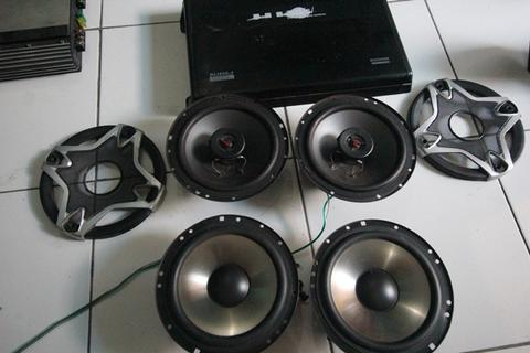 Car Sound Systems >> Terjual Car Sound System Jbl Rockford Fosgate Power Jbl Ads Lcd Tv Tape Pioneer Toa Sirene