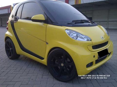 Smart Passion At 2012 Nik11 Yellow Km10rb