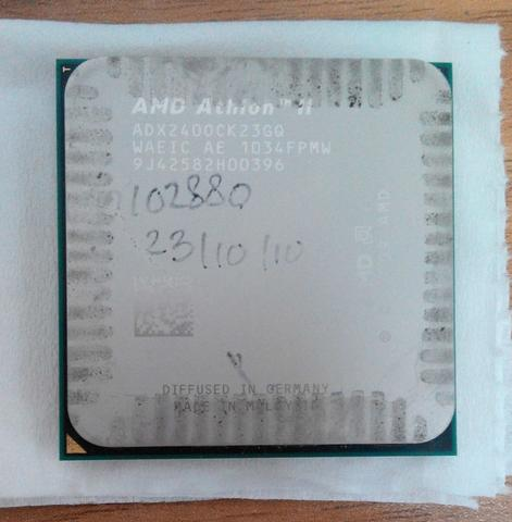 processor AMD athlon 2 + hsf ori AMD mulussssss