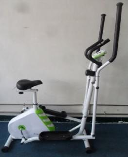 alat fitnes elliptical id838 2in1