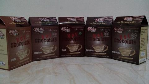 [Hot Chocolate] TaybaChoco, 100% Produk Indonesia!