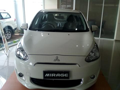 Promo khusus Mitsubishi Mirage all type & Discount sampe Deal,Gan