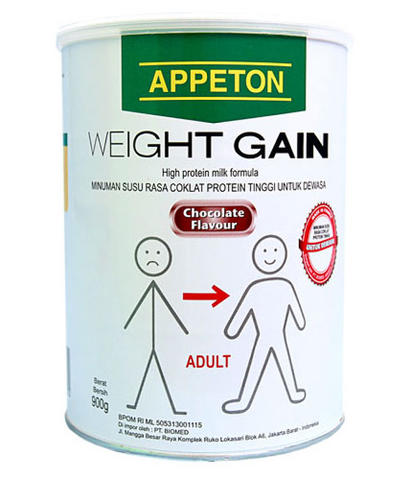 Appeton Weight Gain Adult 900gr