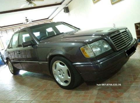 Mercy w124 300e manual 92 body MP good condition