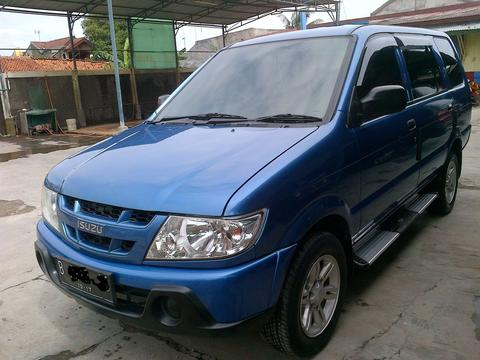 New Isuzu Panther thn 2007 type LV
