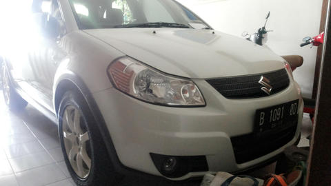 SUZUKI SX4 2007 BUILL UP MULUZ