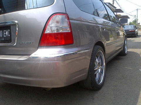 WTS HONDA ODYSSEY Th. 2002 pemakaian 2003.. SUPERB!!