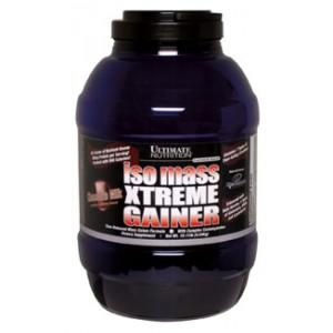 IsoMass Xtreme Gainer Ultimate Nutrition