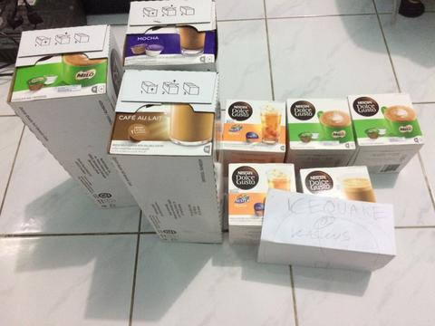 Neacafe Dolce gusto capsules