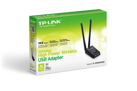 TP Link TL-WN8200ND USB Wireless Adapter HIGH POWER