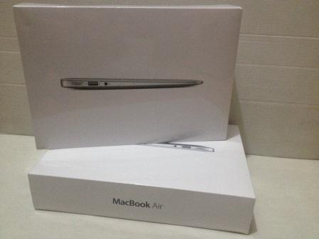 "NEW & SEALED Garansi 1 Tahun Macbook Air 11"" 2014 2015 MD711 MD712 MJVM2 MJVP2"