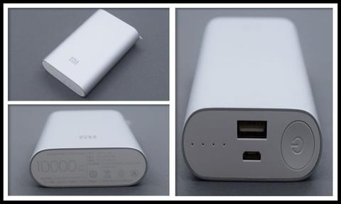 DISTRIBUTOR POWERBANK ORIGINAL XIAOMI 10.000 & 10.400MAH, SILIKON POWER BANK XIAO MI