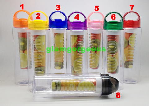 TRITAN INFUSE WATER BOTTLE