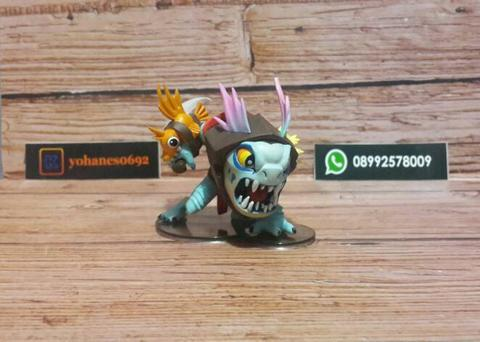 WTS DOTA 2 ACTION FIGURE DEMIHEROES TI4 VALVE | DEMI HEROES MERCHANDISE OFFICIAL